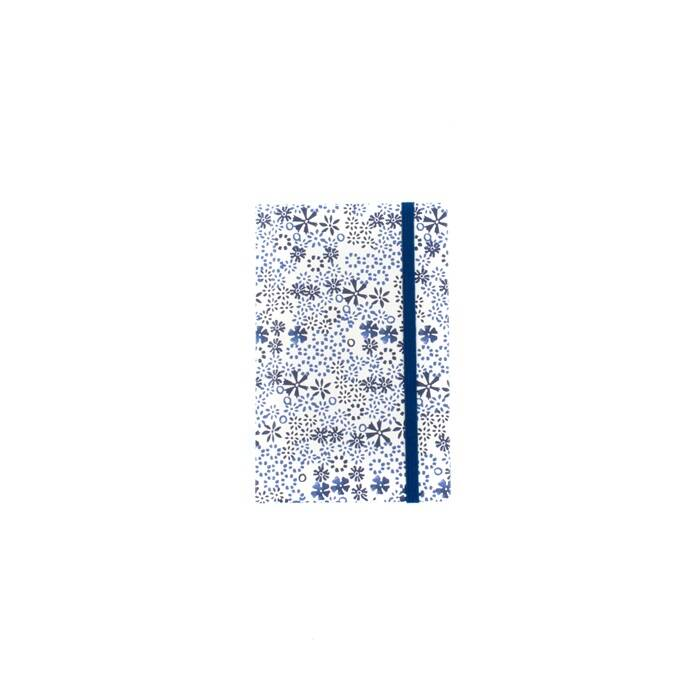 Notebook A6 Indigo lace