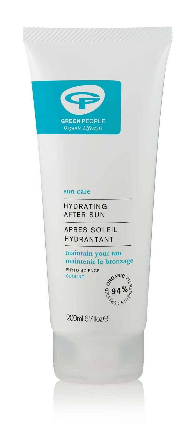 GREEN PEOPLE - Hydrating After Sun 200ml