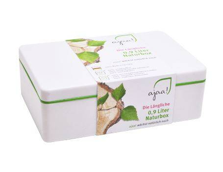 AJAA - Lunch Box Nature Lime groot