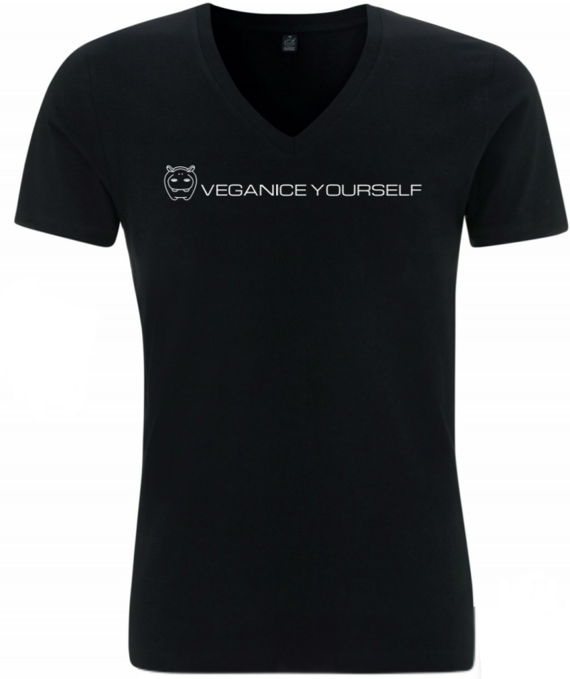 VEGANICE YOURSELF T-SHIRT