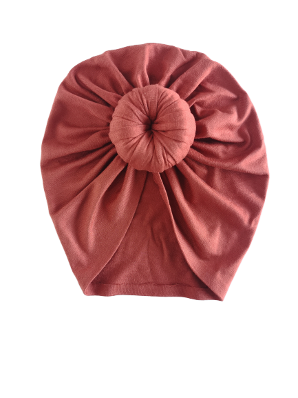 Turban Roest / Adult