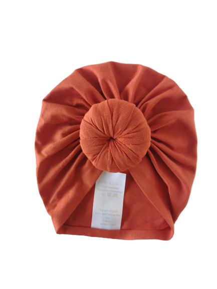 Turban Roest
