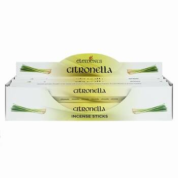 citronella wierook elements