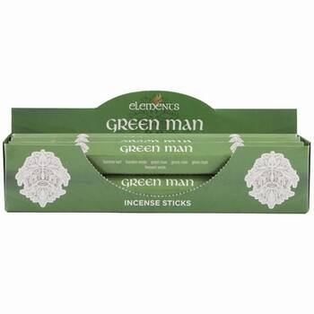 green man wierook elements