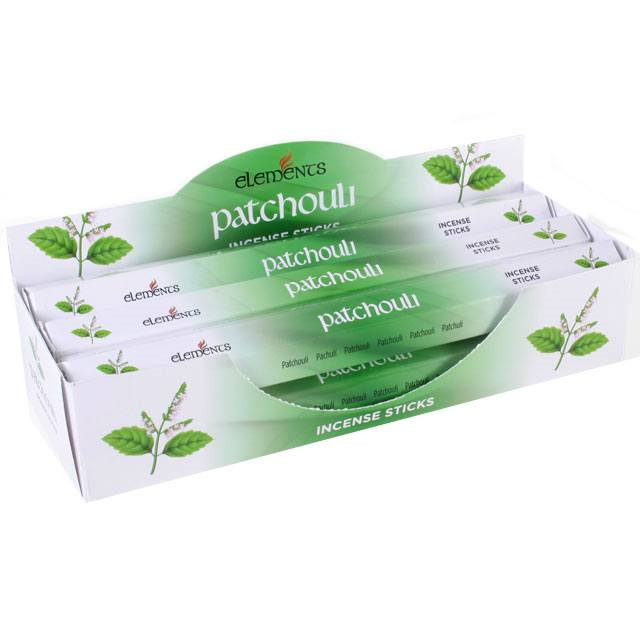 wierook Patchouli elements