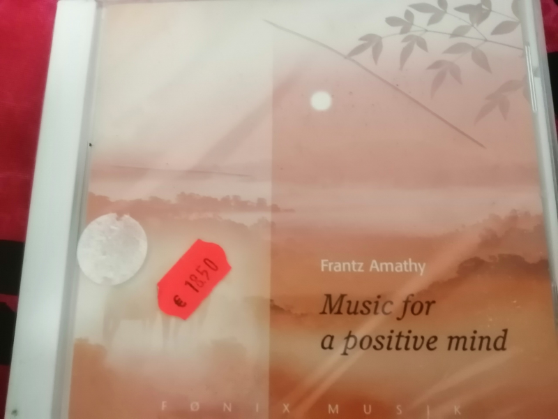 music for a positive mind cd
