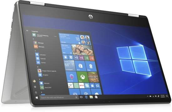 HP Palivion 14 inch x360 convertible
