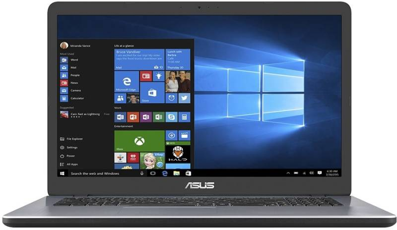 Asus A705MA