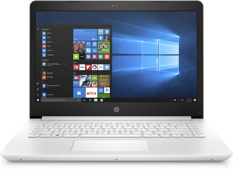 HP 14 inch wit