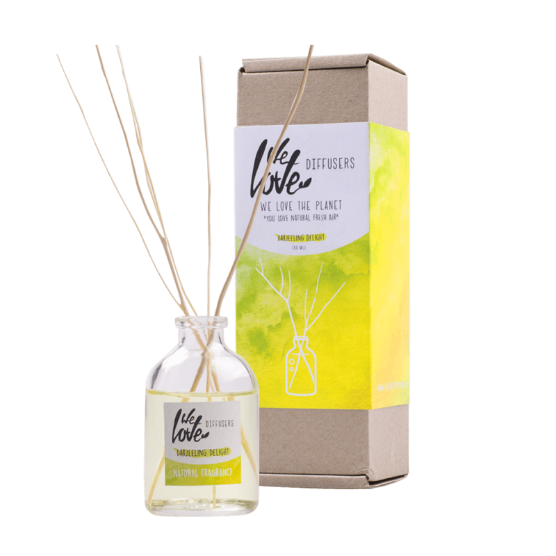 We Love Diffuser Darjeeling Delight  | 50ml