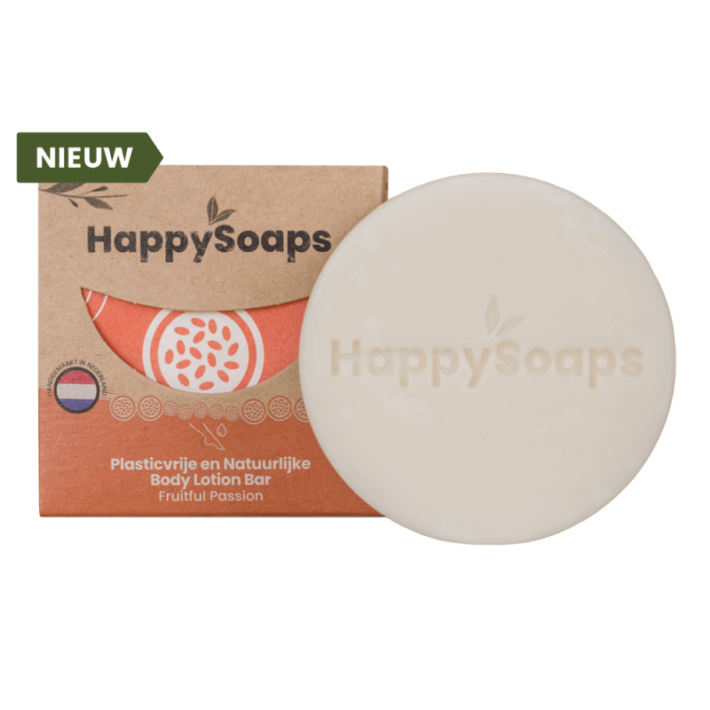 HappySoaps | Body Lotion Bar | Fruitful Passion