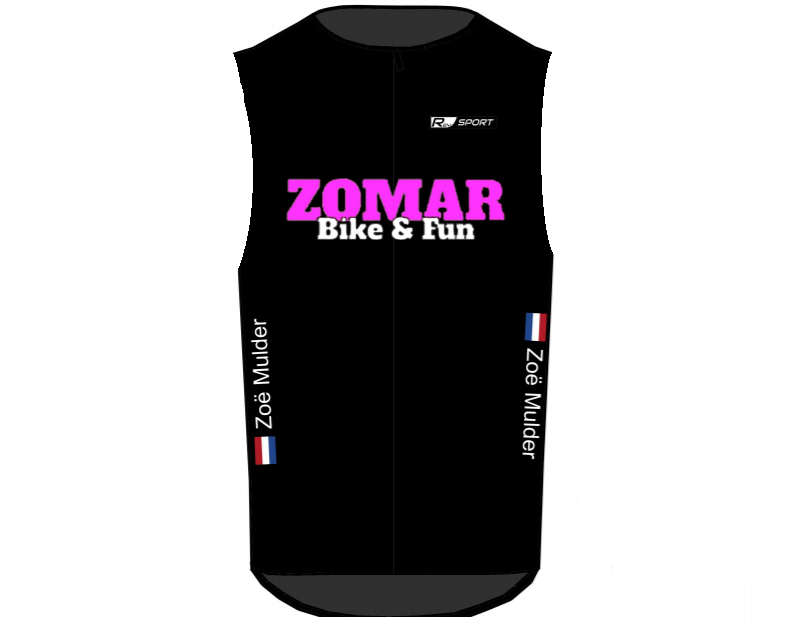 ZOMAR BIKE & FUN body windstopper