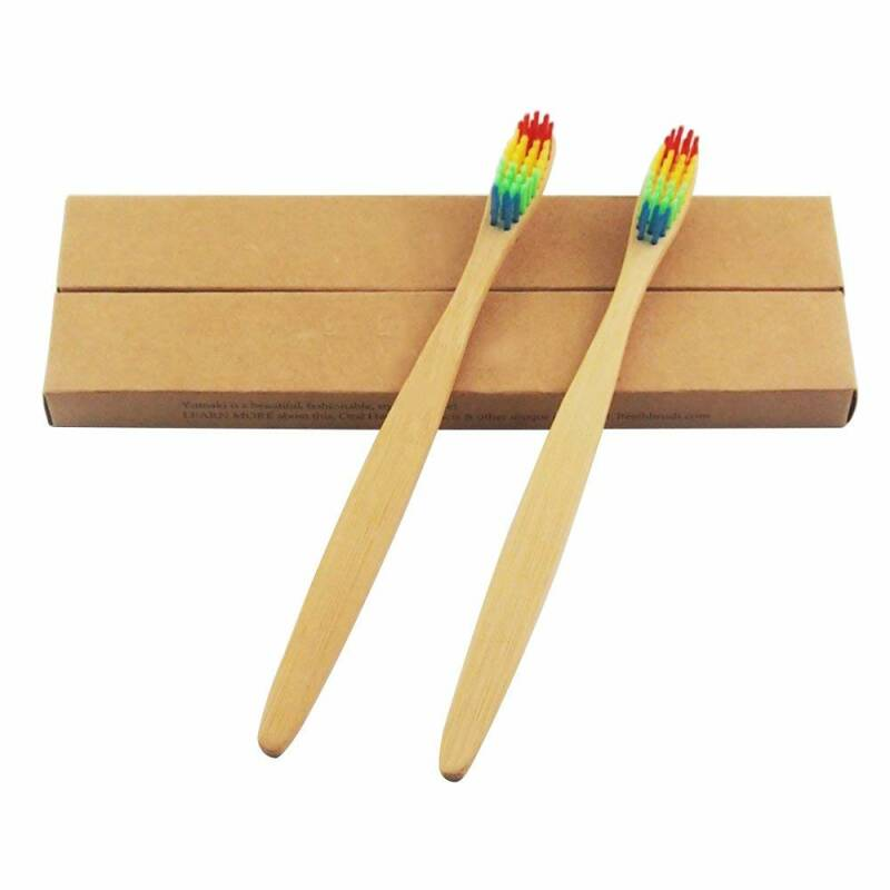 Rainbow Adult Toothbrushes