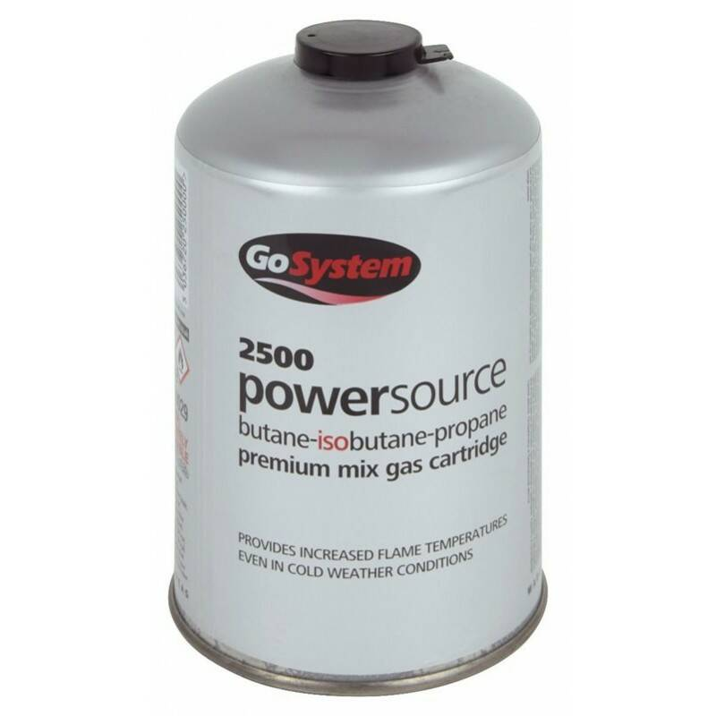 Go system 2500 powersource 445g cartridge