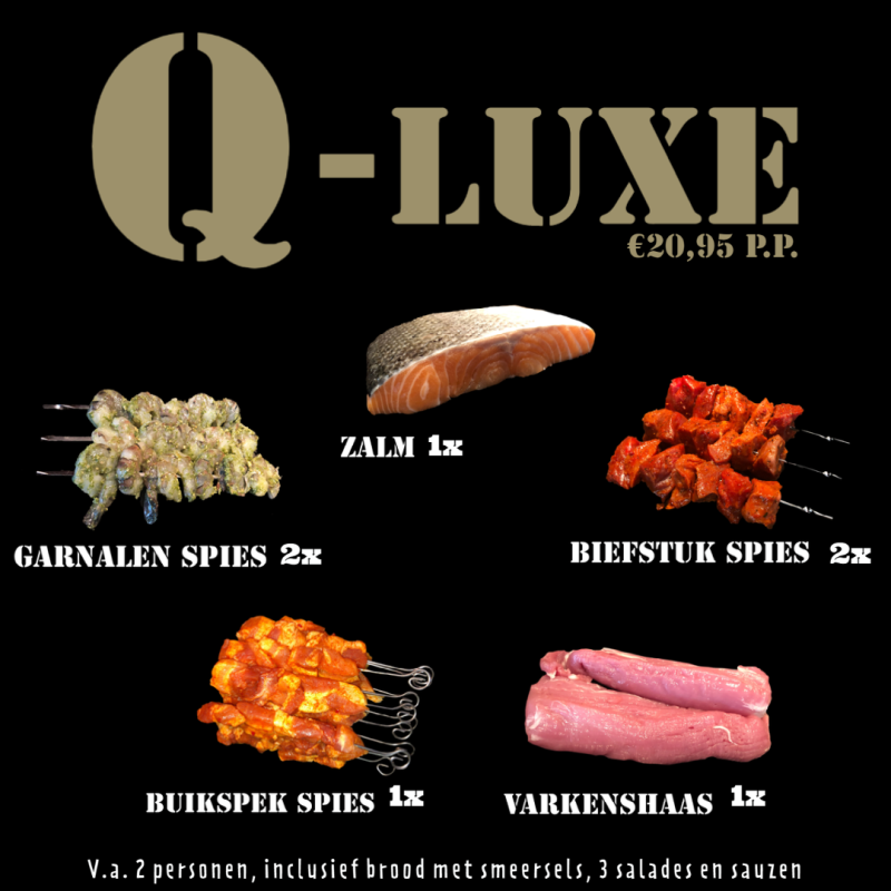 Q - LUXE