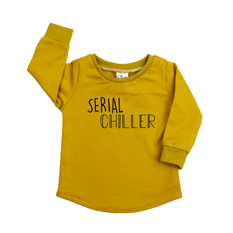 Shirt - Serial Chiller - 7 Kleuren