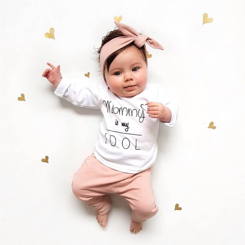 Shirt - Mommy is my idol
