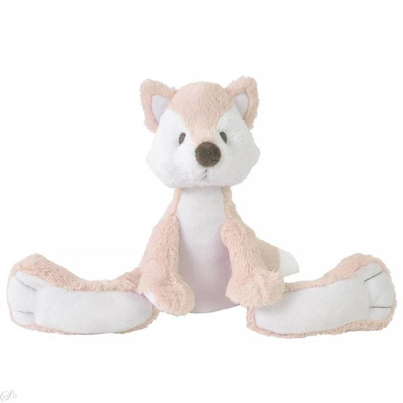 Knuffel fox foxy happy horse