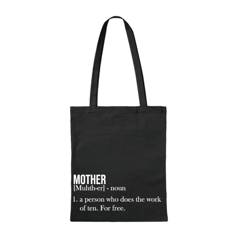 Canvas tas Mother