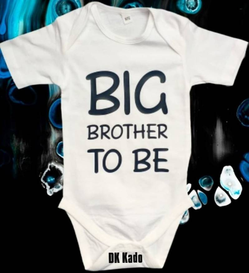 Romper big brother to be