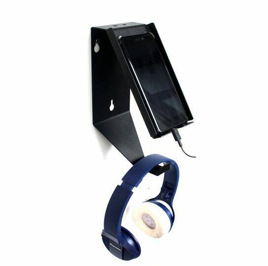 PHONE & HEADSET HOLDER,