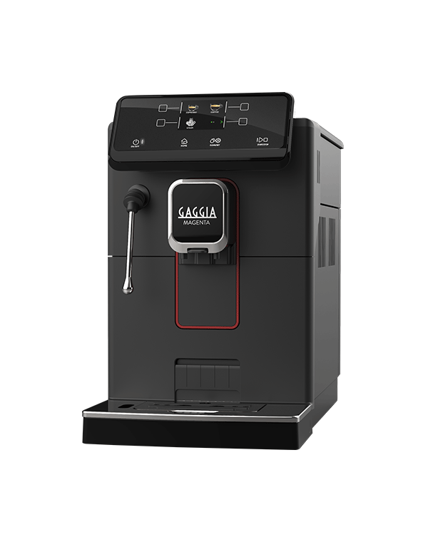 NIEUW! Gaggia Magenta Plus of Milk - Black (PRIMEUR)