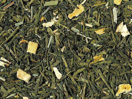 Sencha Lemon, 100 g
