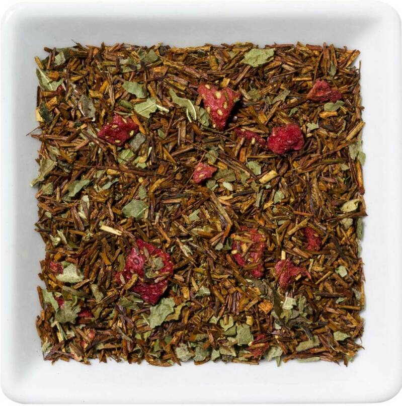 Rooibos Strawberry Cream, 1