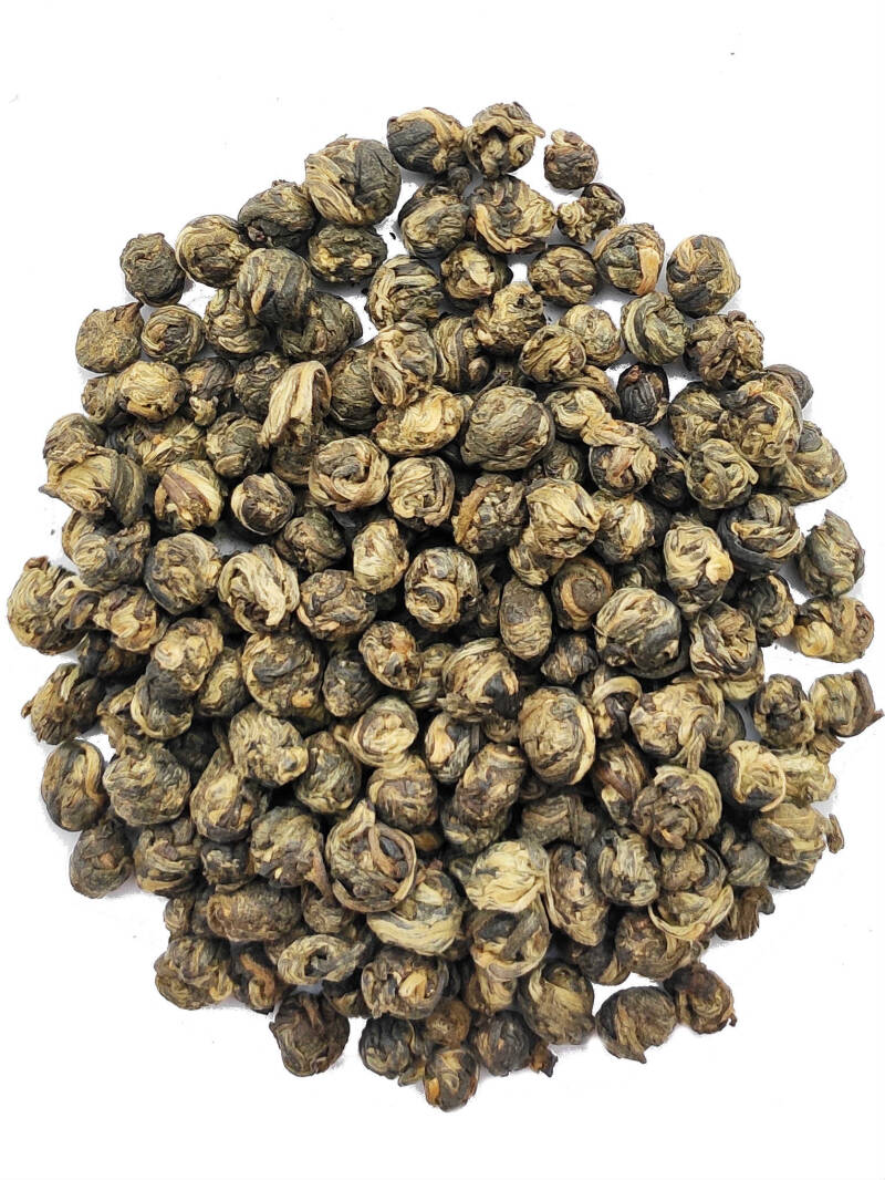 China White Jasmine Pearls, 50 g
