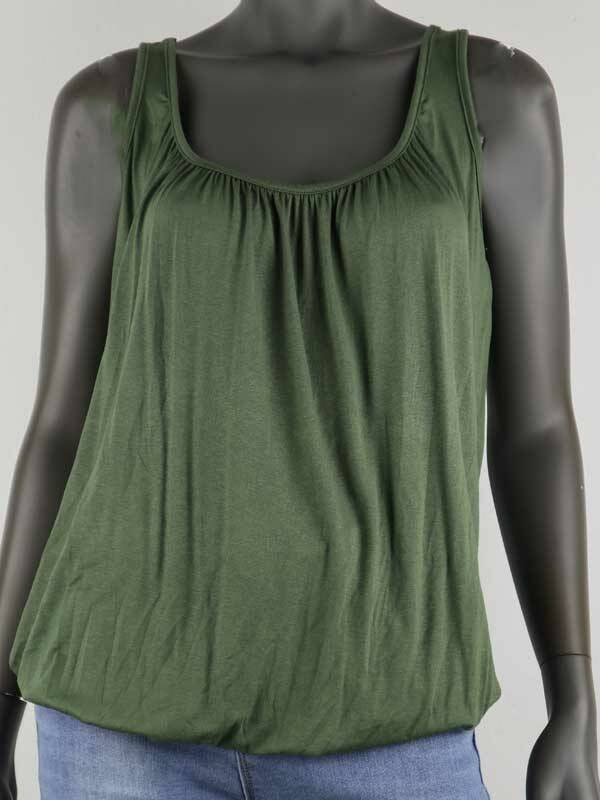 Top - army green