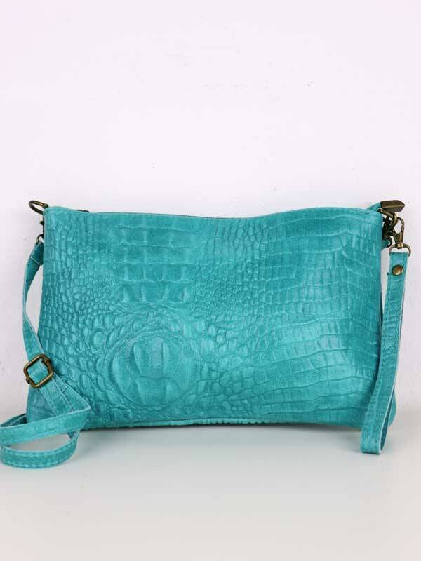 Clutch Spring Turquoise