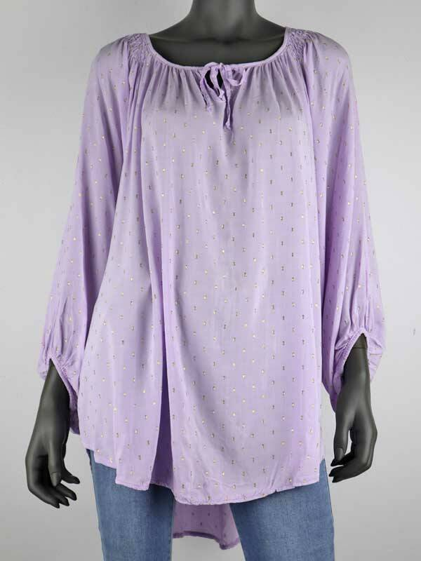 Blouse/Tuniek - Lila
