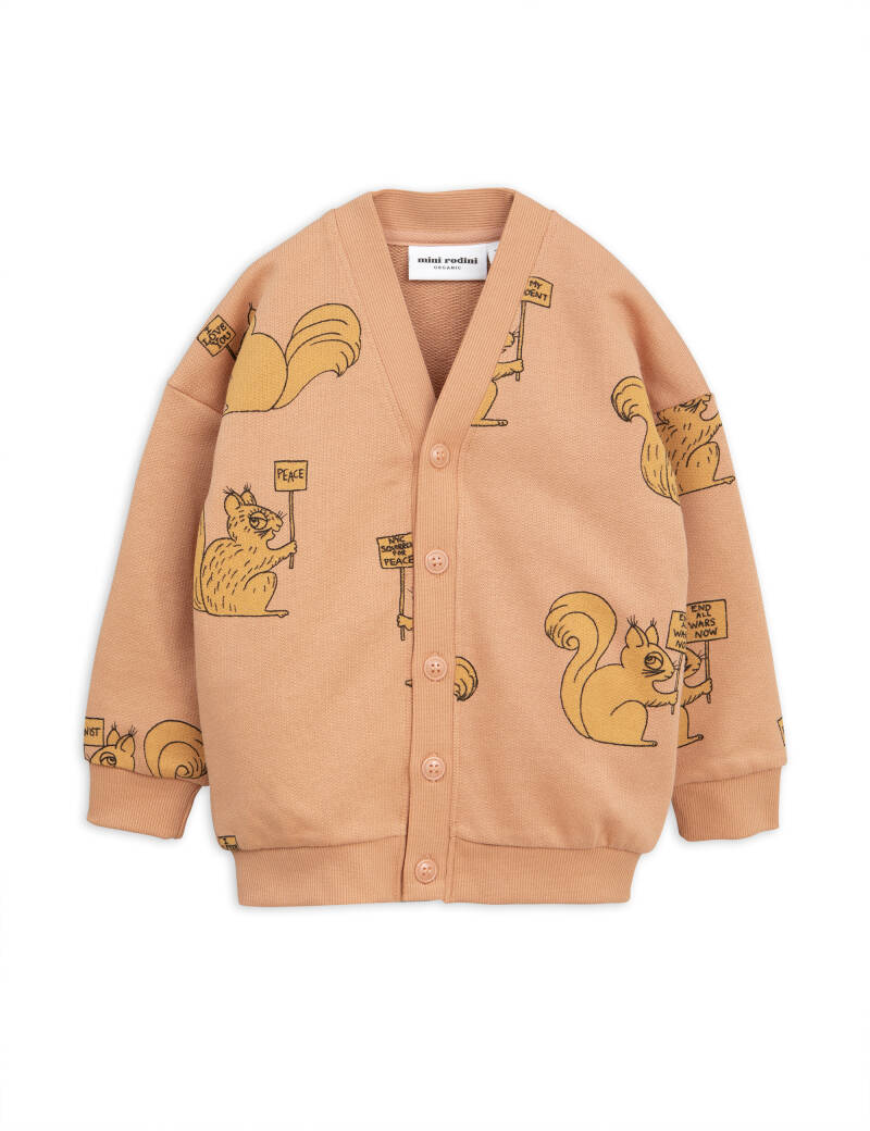 Mini Rodini Squirrel cardigan