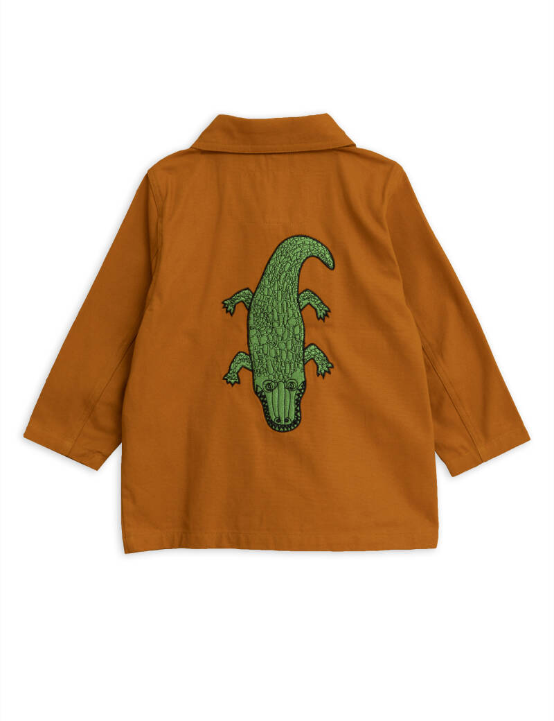 Mini Rodini Safari crocco jacket