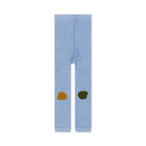 Hansel From Basel - Mini splatter legging - blue