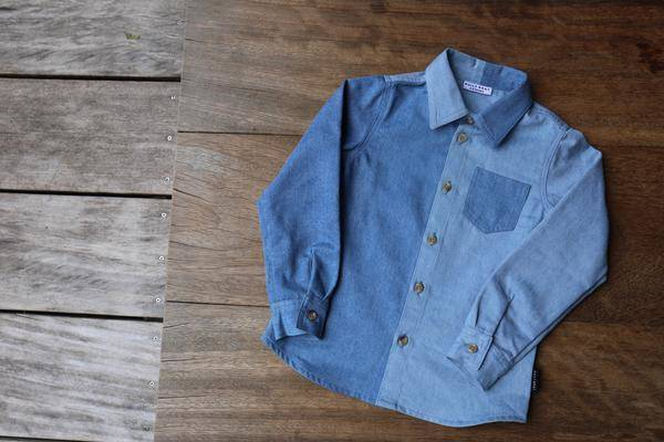 Daily Brat - Cameron denim shirt