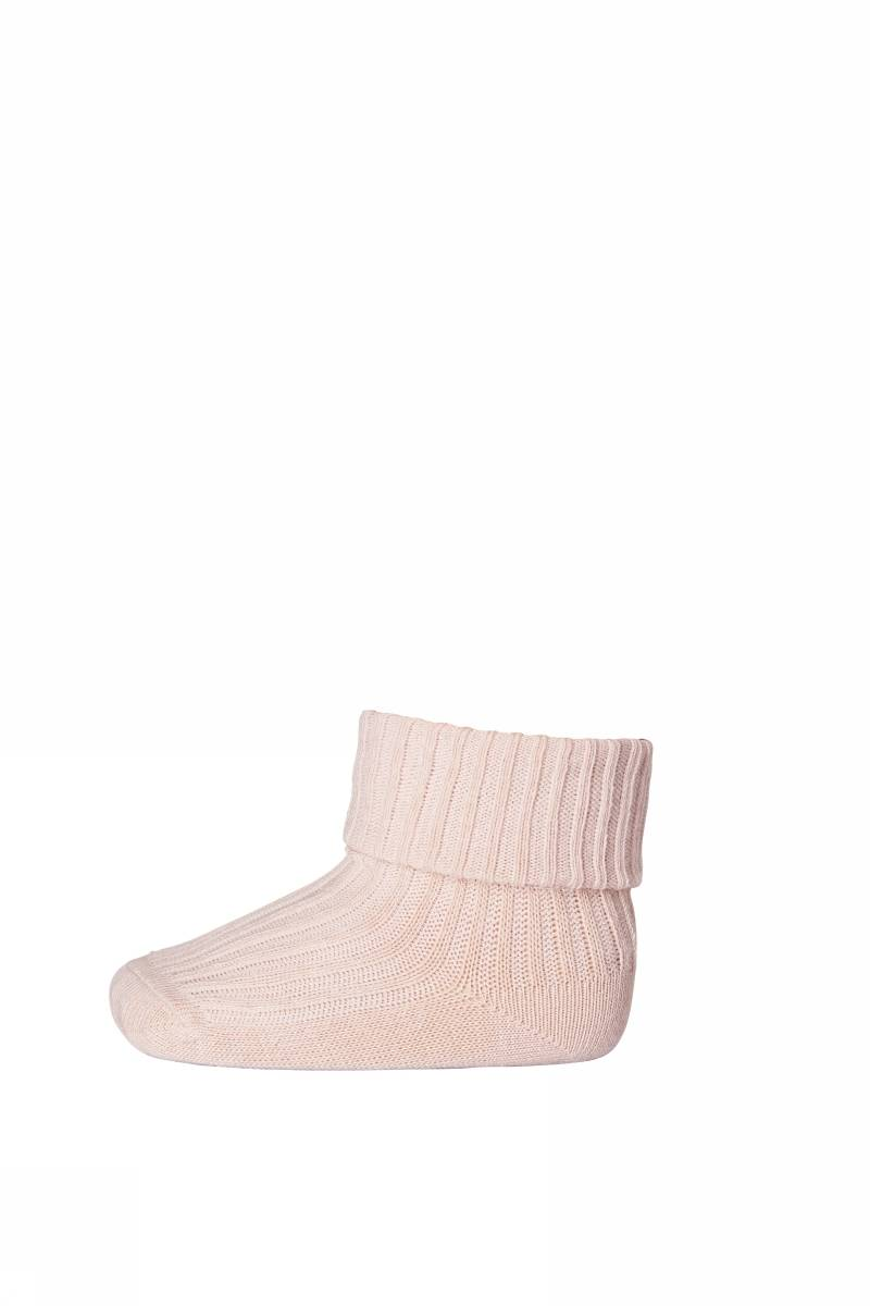 Mp Denmark - Ankle sock baby peach (533-817)