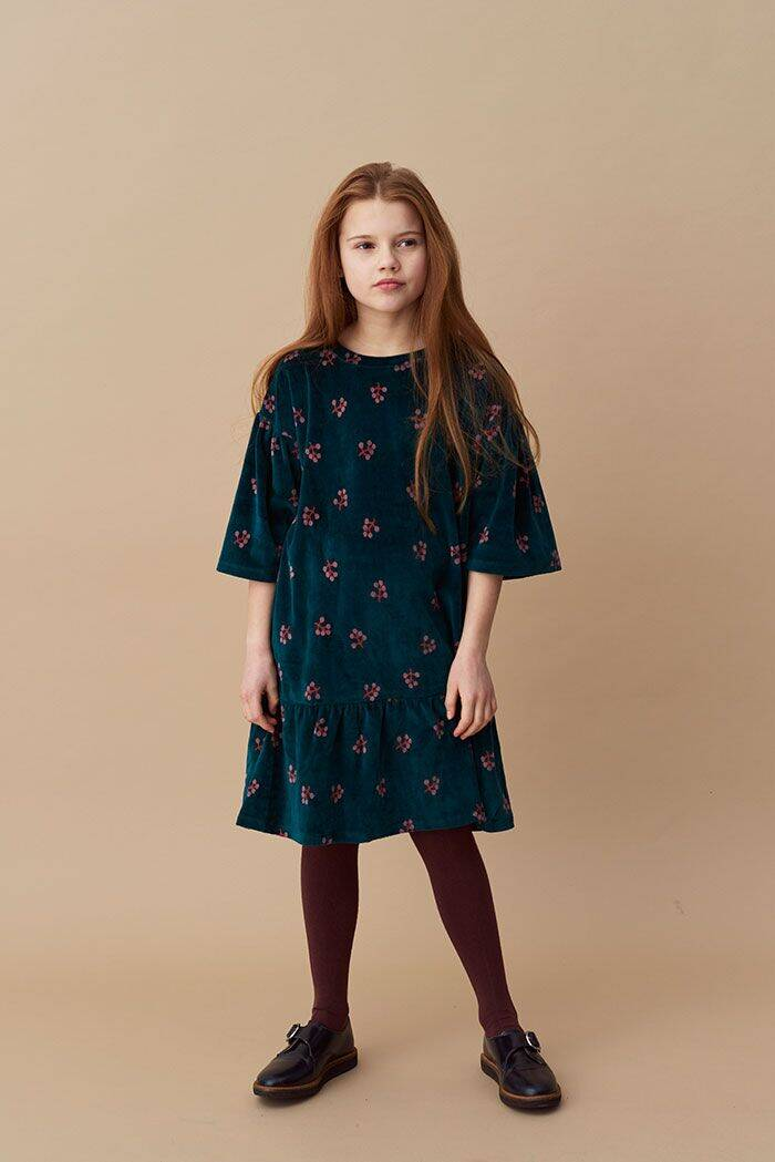 Soft Gallery - Elodie dress Winterberry