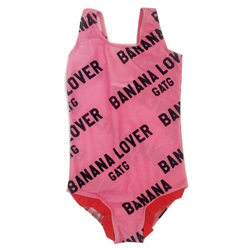 Gardner and the gang - Banana lover swimsuit