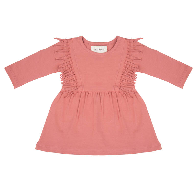 Little indians - Boho dress Rose