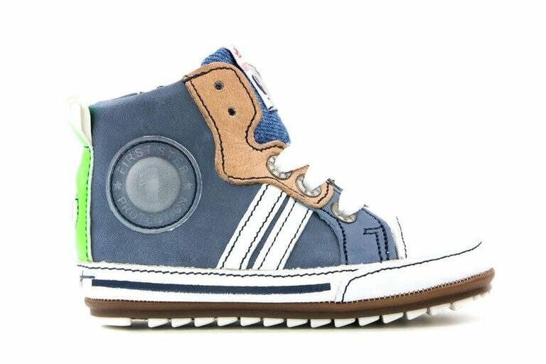 Shoesme - Baby-proof smart - marino jeans