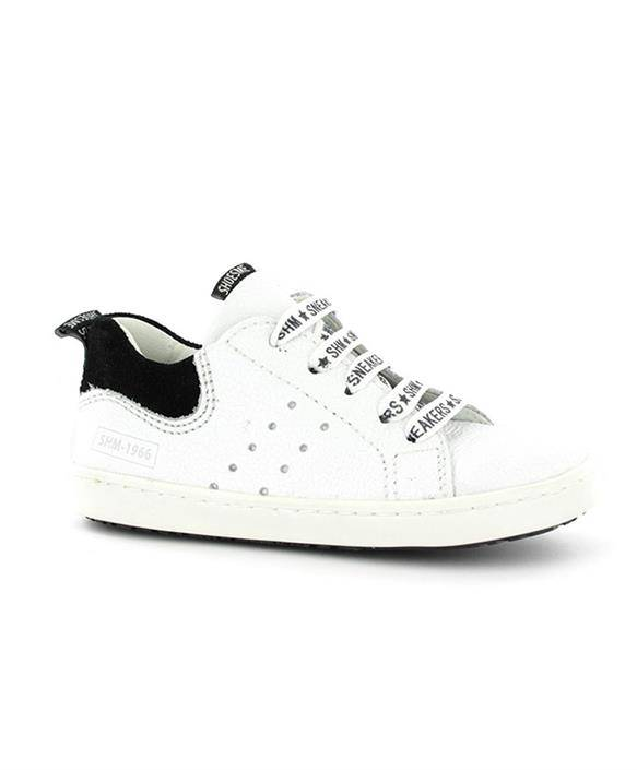 Shoesme Urban - white/black