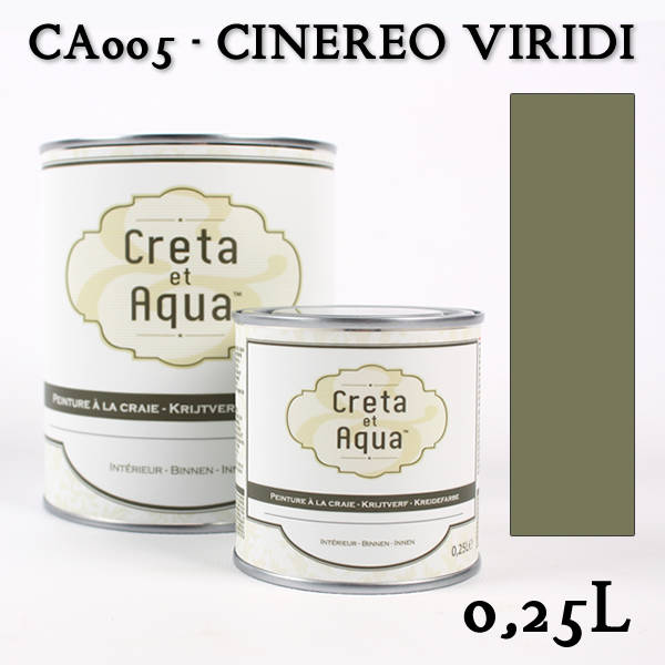 Cinereo Viridi 250 ML