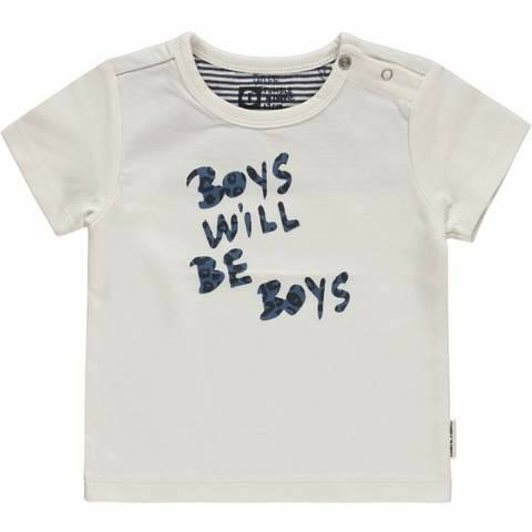 Shirt Boys will be Boys