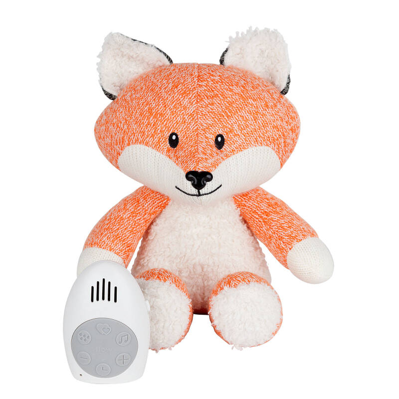 Robin The Fox Orange