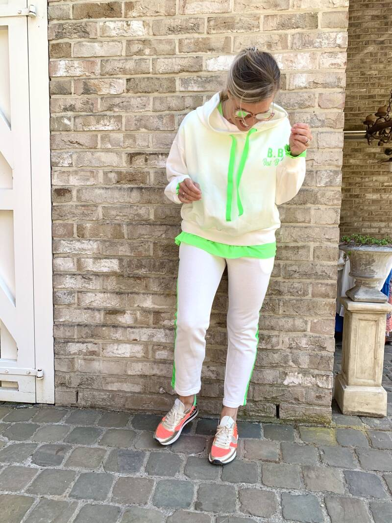 Sweater fluo