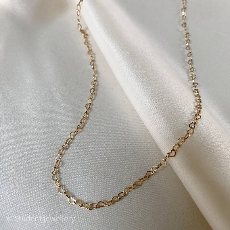 Necklace - Thousand hearts