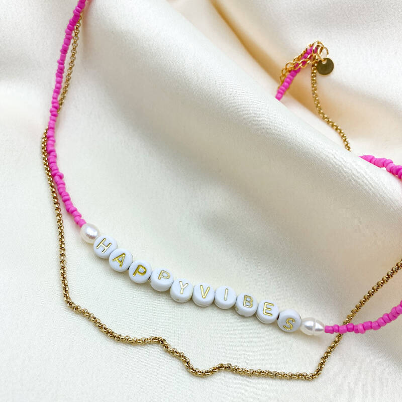 Necklace - Happyvibes