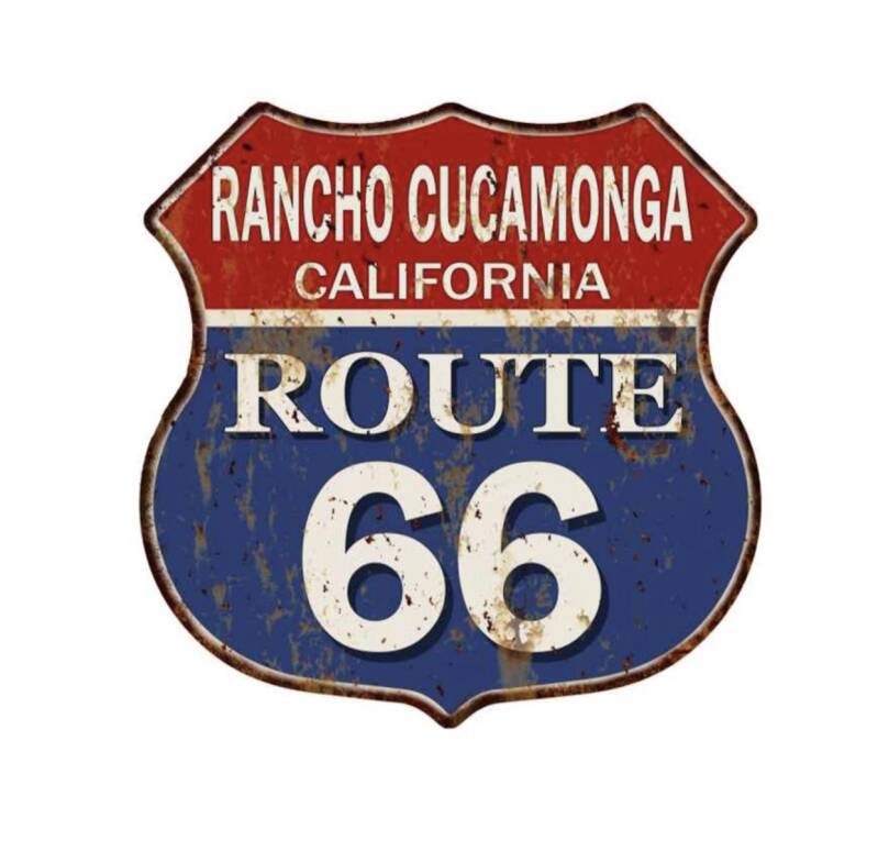 Rancho Cucamonga Sign