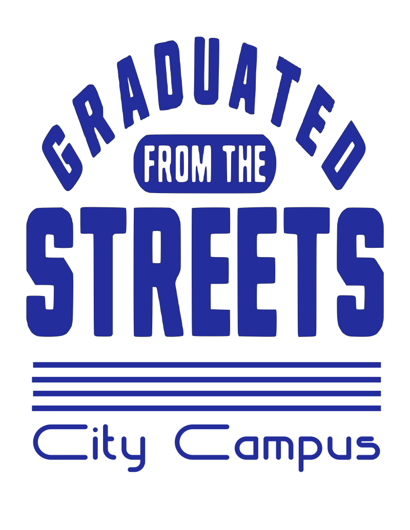 GRADUATED FROM STREETS